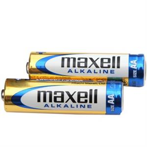 Maxell Alkaline AA Pack of 2 Battery